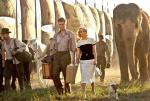 Robert Pattinson Battered in New 'Water for Elephants' Photo