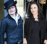 Adam Ant Advises Catherine Zeta-Jones to Hug a Tree