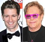 Matthew Morrison and Elton John's Duet Track Unleashed
