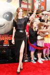 Angelina Jolie Graces 'Kung Fu Panda 2' Los Angeles Premiere