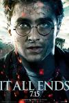 New 'Deathly Hallows Part 2' Poster Sees Battered Harry Potter