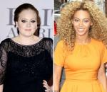 Adele Upset for Having to Cancel Glastonbury Duet With Beyonce