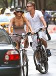 Blake Lively Goes for Bike Ride With Highest Paid Actor Leonardo DiCaprio