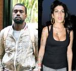 Report: Kanye West Records Tribute Song for Amy Winehouse