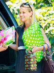 Reese Witherspoon Not Hiding Black Eye and Bandaged Forehead Post Accident