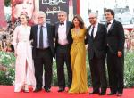 George Clooney's 'Ides of March' Has Star-Studded Premiere in Venice
