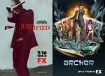 FX's Midseason Schedule: 'Justified' and 'Archer' Return Dates