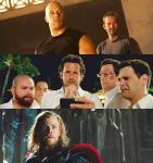 'Fast Five', 'Hangover II' and 'Thor' Named the Most Pirated Movies in 2011
