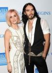 Katy Perry Rocks New Hair, Flaunts Affections for Russell Brand Publicly