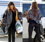 Sofia Vergara Exposes Butt When Stepping Out in See-Through Leggings