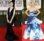Golden Globes 2012: Rooney Mara Goes Black, Sarah Michelle Gellar Gets Unconventional