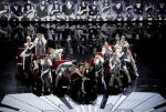 Oscars 2012: Cirque du Soleil Deliver Flawless Performance