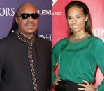 Stevie Wonder and Alicia Keys to Perform at Whitney Houston's Funeral