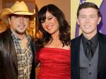 ACM Awards 2012: Jason Aldean, Kelly Clarkson and Scotty McCreery Added to Winner List