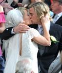 Photos: Chris Hemsworth and Olivia Wilde Tie the Knot in 'Rush'