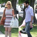 Pics: Katherine Heigl and Josh Kelley Take Second Daughter Out on Mother's Day