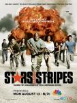 NBC's 'Stars Earn Stripes' Debuts Explosive Poster