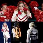 Video: Madonna Supports Free Pussy Riot During Moscow Concert