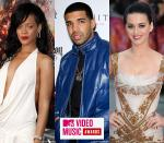 Rihanna, Drake and Katy Perry Dominate 2012 MTV VMA Nominations