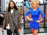 Russell Brand NOT Dating Geri Halliwell