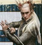First Look: Lee Pace as King Thranduil in 'The Hobbit: An Unexpected Journey'