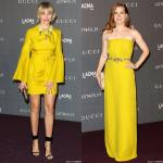Cameron Diaz and Amy Adams Stun at Red Carpet of LACMA Gala 2012