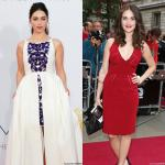 Emilia Clarke and Alison Brie in the Running to Be