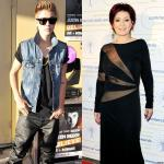 Justin Bieber Reacts to Sharon Osbourne's Criticism That He Won't Last Long