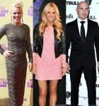 Pink, Carrie Underwood and Pitbull to Perform at 2012 AMAs