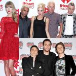 Taylor Swift, No Doubt and Muse to Perform at 2012 MTV Europe Music Awards