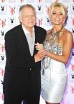 Hugh Hefner Tells College Class He Obtains Marriage License With Crystal Harris