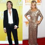 Videos: Keith Urban and Kristin Chenoweth Perform at American Country Awards 2012