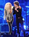 Video: Lady GaGa Joins The Rolling Stones in 'Gimme Shelter'
