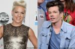 Pink Teams Up With Fun.'s Nate Ruess in Next Single 'Just Give Me a Reason'