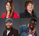 'The Voice' Reveals Top 4: It's Down to Team Blake and Team Cee-Lo