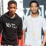 Jaden Smith Teams Up With Kid Cudi on