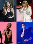 Grammys 2013 Performances: Rihanna, Taylor Swift, Alicia Keys and Maroon 5