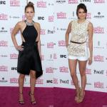 Jennifer Lawrence and Nina Dobrev Wow at 2013 Independent Spirit Awards