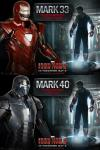 'Iron Man 3' Reveals Mark XXXIII and XL Armors