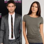 Chace Crawford Pictured Cozying Up to Model Rachelle Goulding in New York