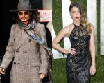 Johnny Depp and Amber Heard Spotted Holding Hands at Rolling Stones Concert