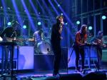 Phoenix Performs 'Entertainment' and 'Trying to Be Cool/Drakkar Noir' on 'SNL'