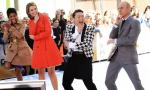 Video: Matt Lauer Learns 'Gentleman' Dance From PSY on 'Today'