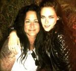 Kristen Stewart's Mom Gets Restraining Order Against Neighbor Who Claims Her Dogs Are Wolves