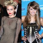 Miley Cyrus Grows Up on Next Album, Angie Miller Wants to Collaborate With Her