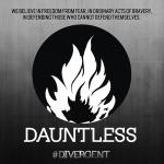 New 'Divergent' Pic Shows Off Dauntless Symbol
