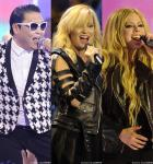 PSY, Demi Lovato, Avril Lavigne Perform at the 2013 MuchMusic Video Awards