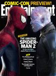 'Amazing Spider-Man 2' Debuts Official Look at Electro, Andrew Garfield Wants Spidey to Be Gay