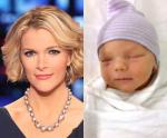 Fox News Anchor Megyn Kelly Welcomes Third Child