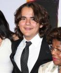 Prince Jackson Takes Girlfriend to Attend Premiere of